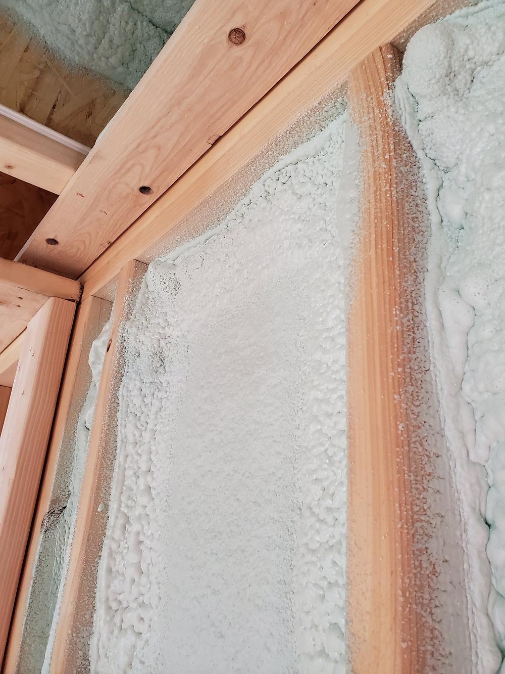 Demilec Heatlok Soya Closed Cell Spray Foam Halifax