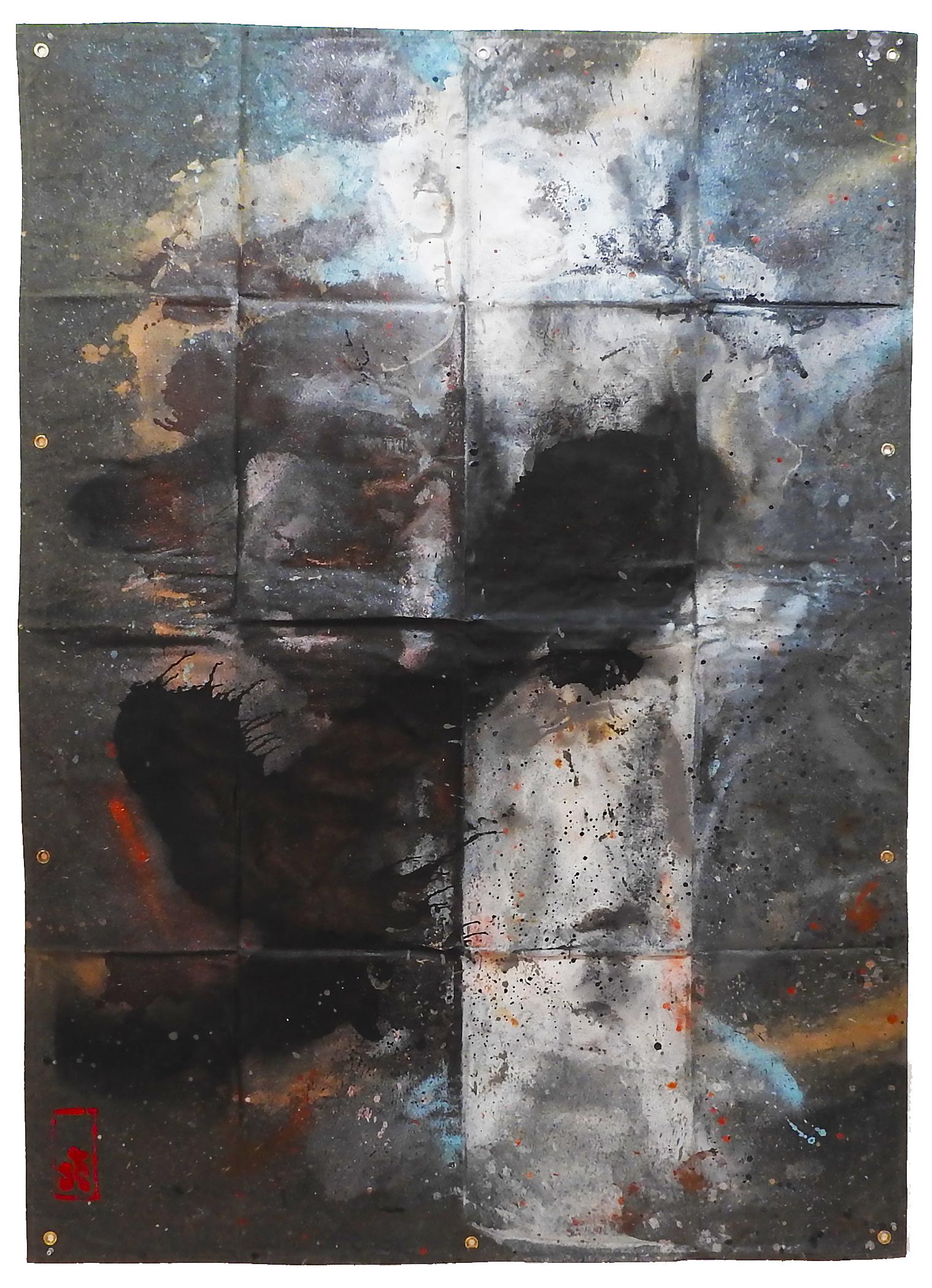 Tarp Painting 25
