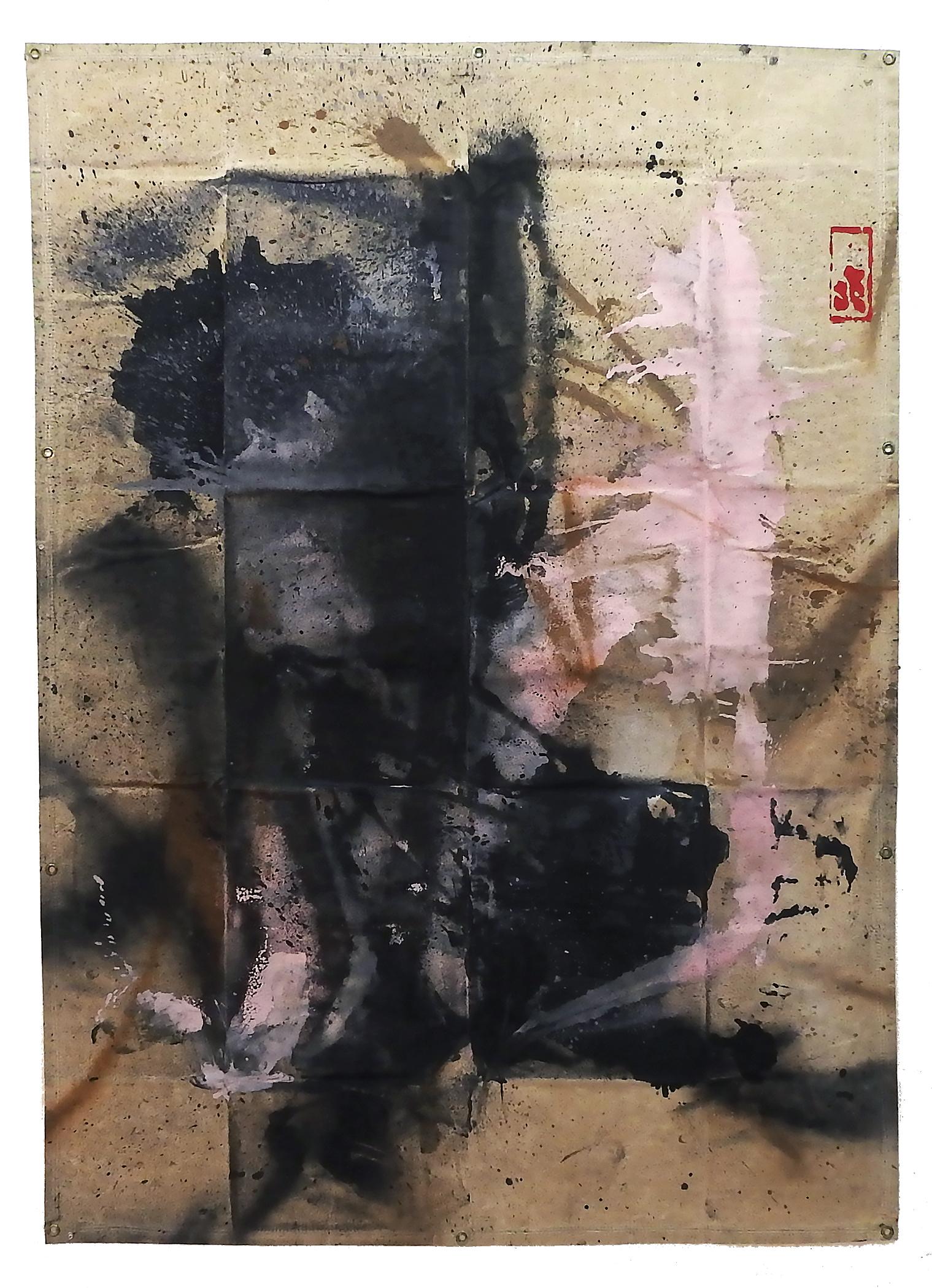 Tarp Painting 7