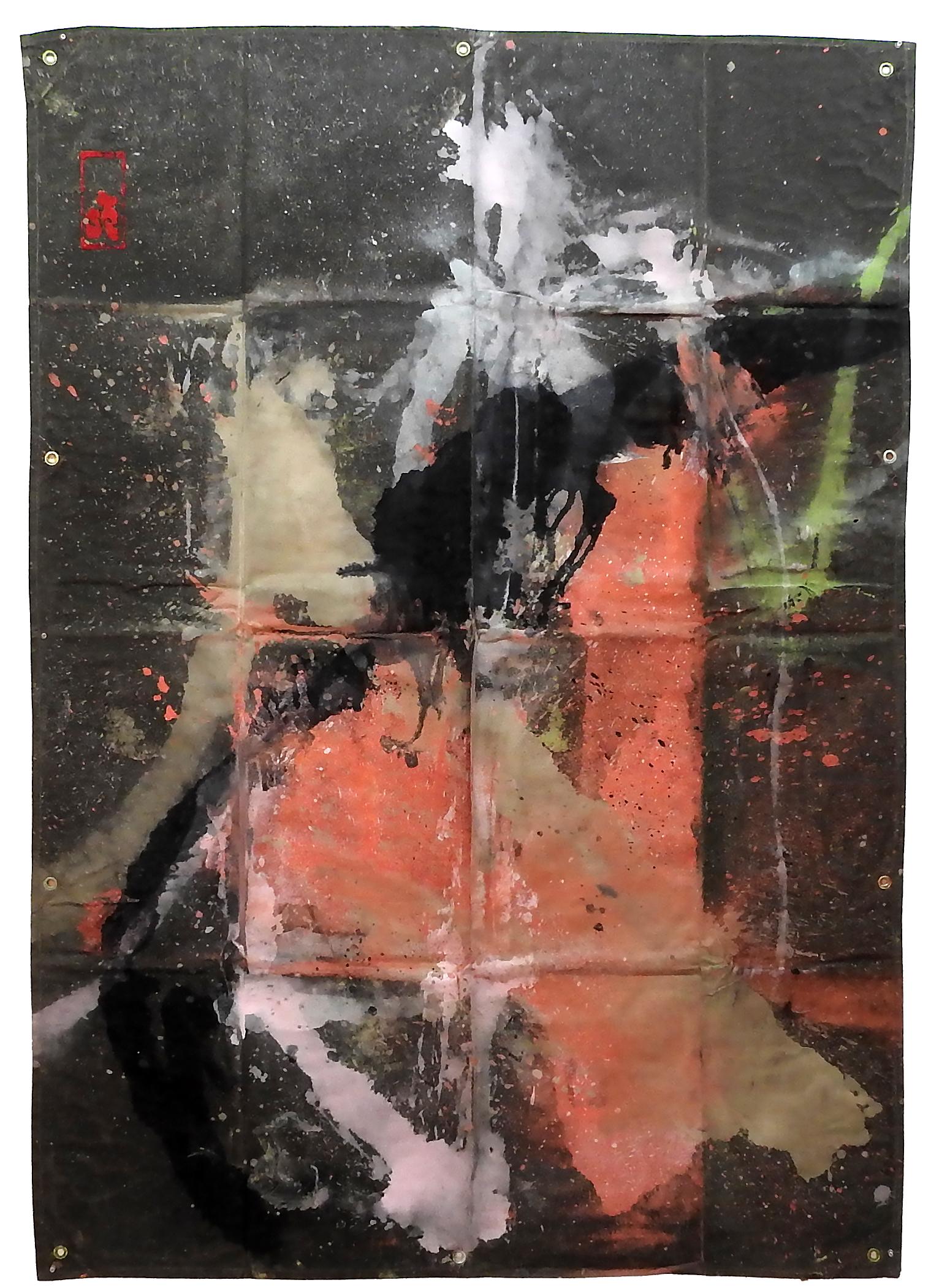 Tarp Painting 23