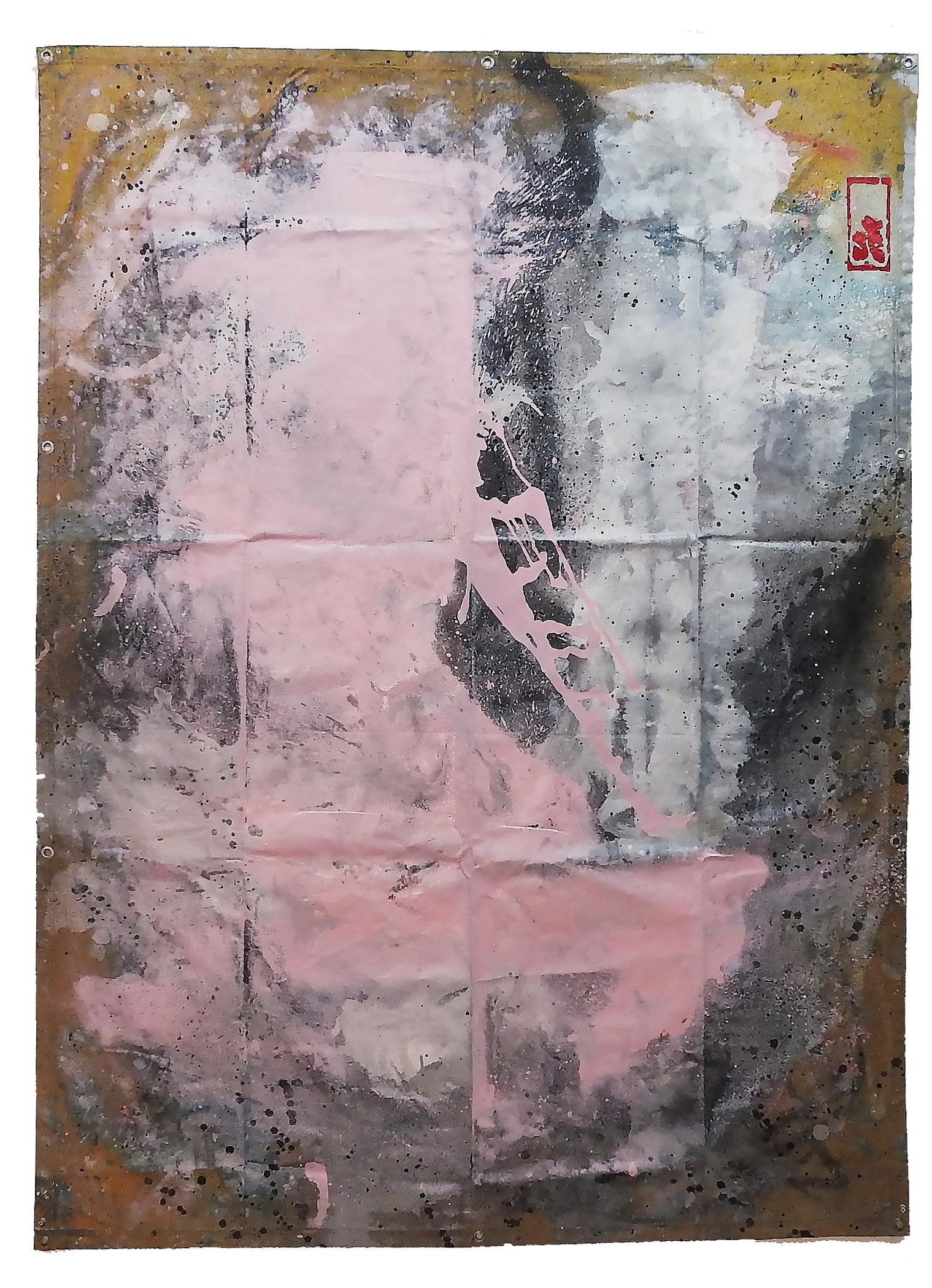 Tarp Painting 15