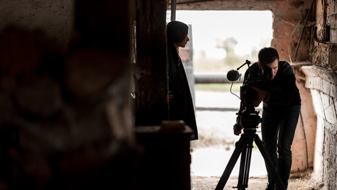 Documentary in Camargue - France 2018