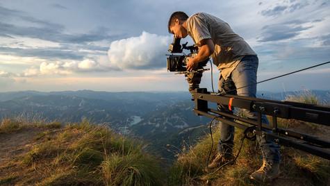 Alto Casentino per documentario Bramito