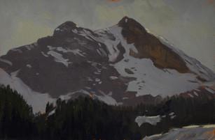 Olot, plein air painting