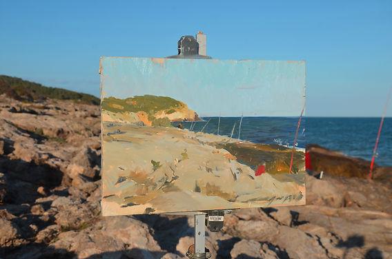 Costa del Vilanova 1 30x40.JPG