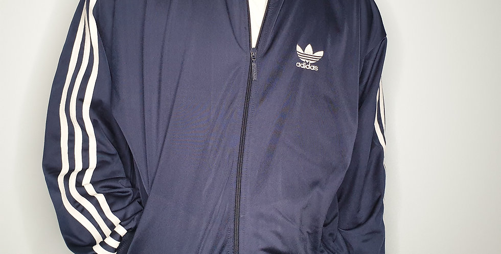 Vintage Adidas Track Jacket (Small)