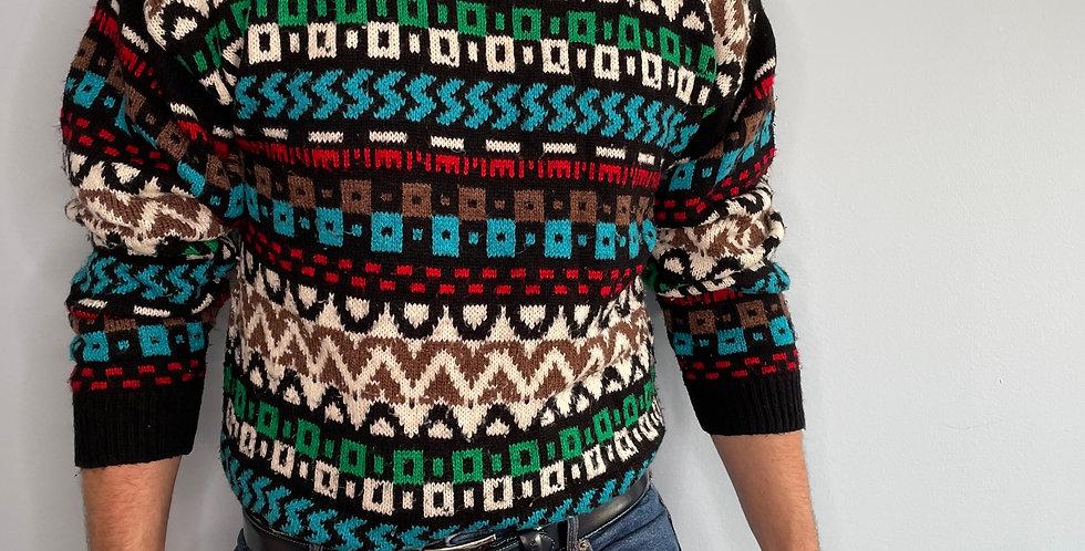 Cosby Knitted Jumper (Medium)