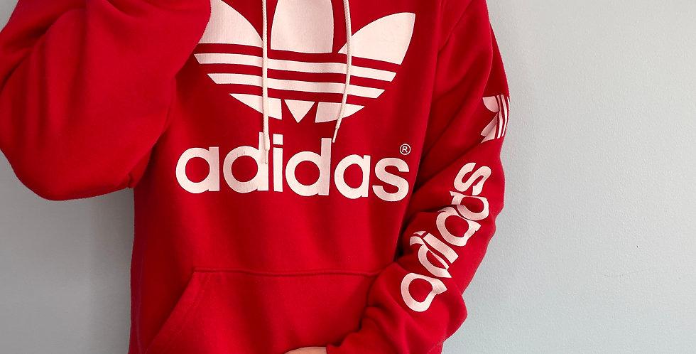Adidas Big Logo Hoodie (Medium)