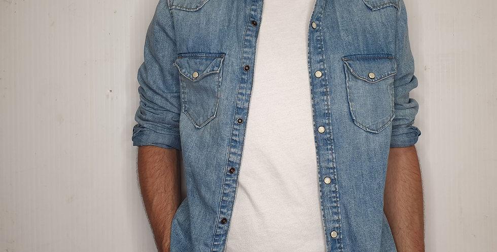 H&M Denim Shirt (Small)