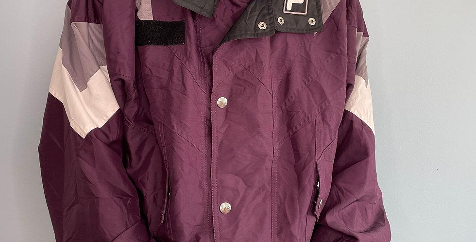 90s Fila Ski Jacket (Medium)