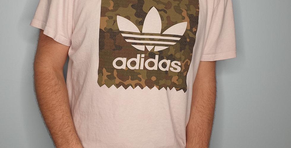 Adidas Camo Tee (Medium)