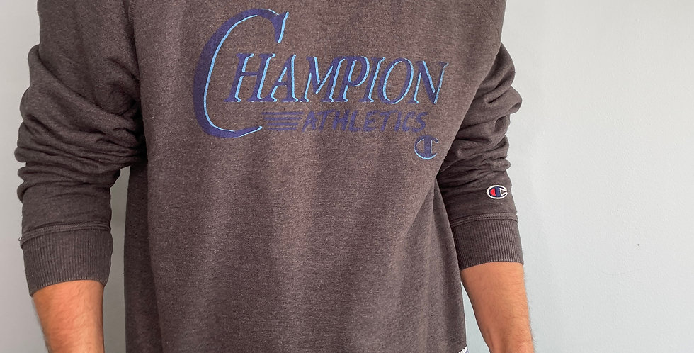 Champion Spell Out Crew (Large)
