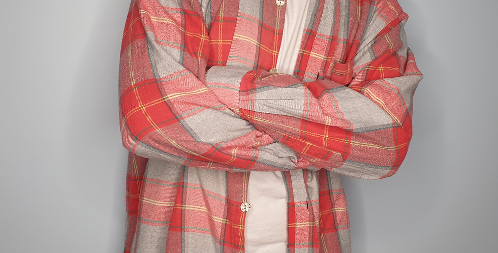 Vintage Flannel (Large)