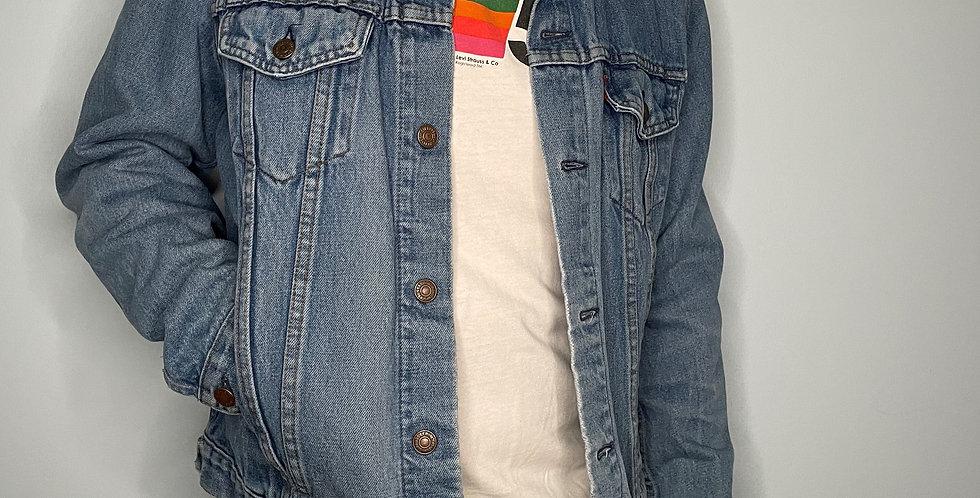 Vintage Levi's Denim Jacket (Medium)