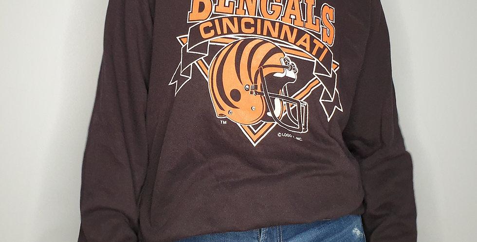 Cincinnati Bengals Sweatshirt (Small)