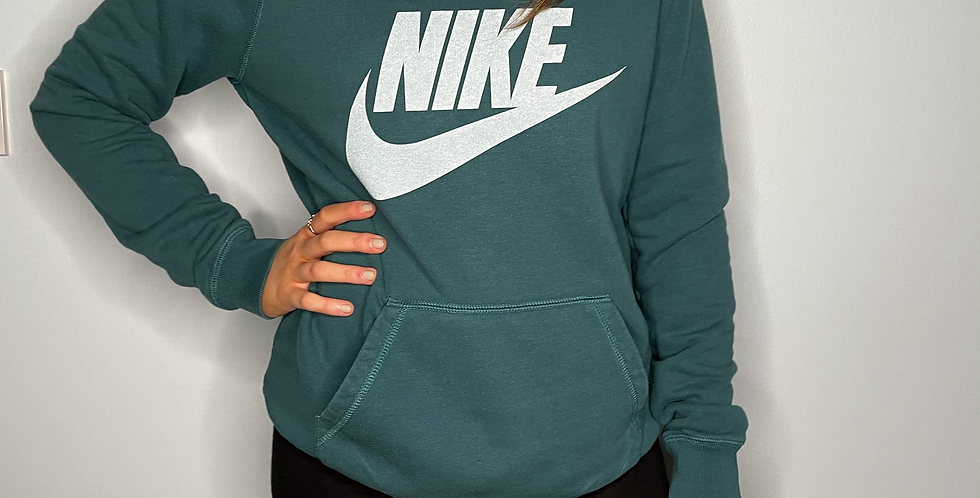 Nike Spellout Sweatshirt (Medium)