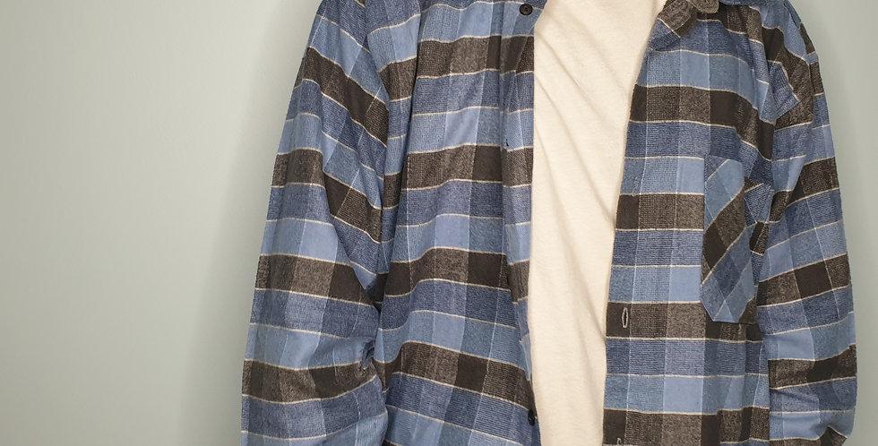 Vintage Check Flannel (Large)