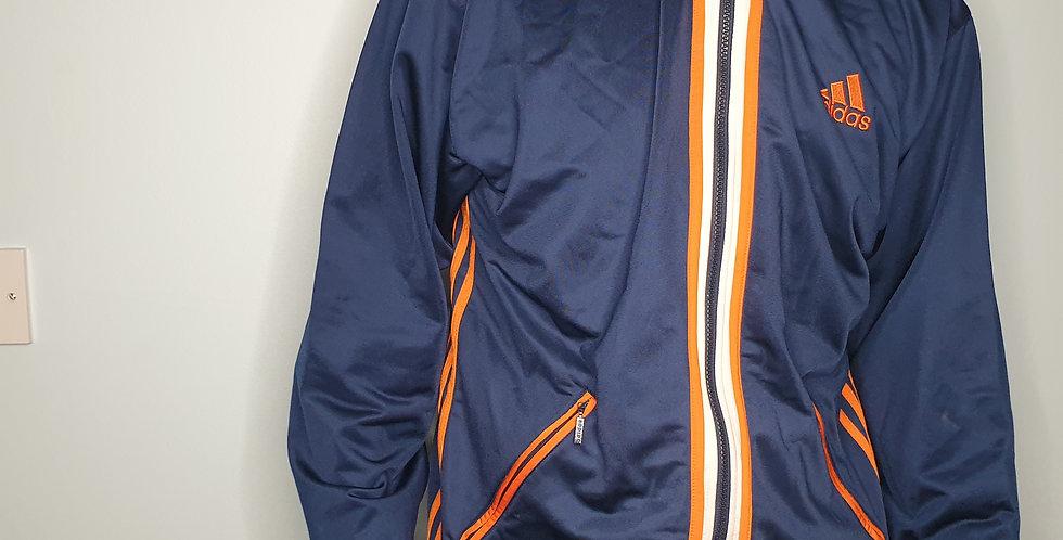 Adidas Boxer Style Track Jacket (Large)