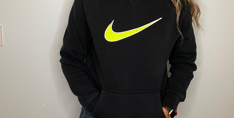 Nike Swoosh Hoodie (Small)