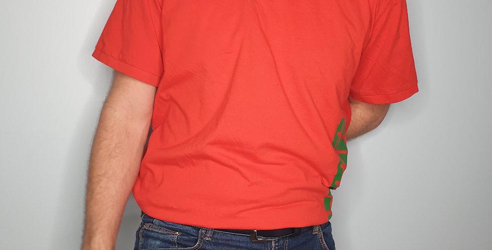 Puma Red Tee (XL)