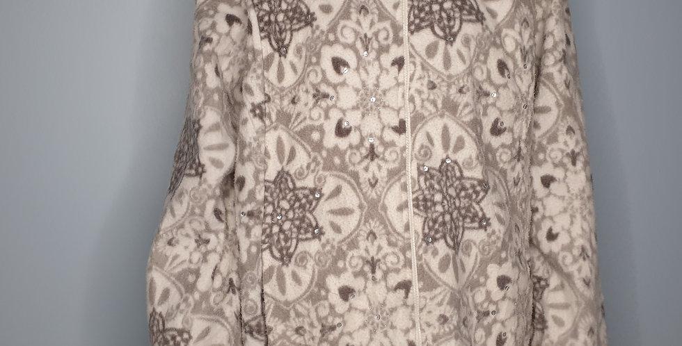Vintage Alfred Dunner Fleece (Large)