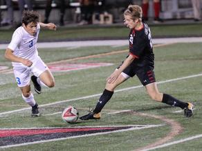 Lake Travis men soccer, Lehman battle to draw in district play