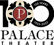 Waterbury Palace Theater 100 years logo