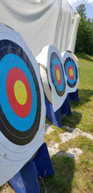 Lions Camp Pride Archery Targets