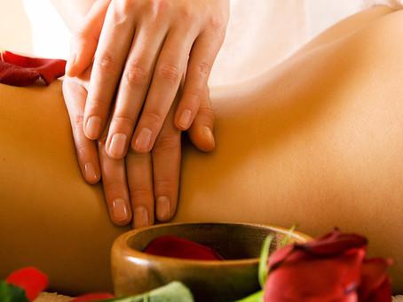 Massagem Tântrica Masculina e Femnina