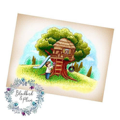 Week 28 - Treehouse
