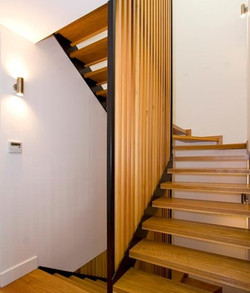 Paddington staircase