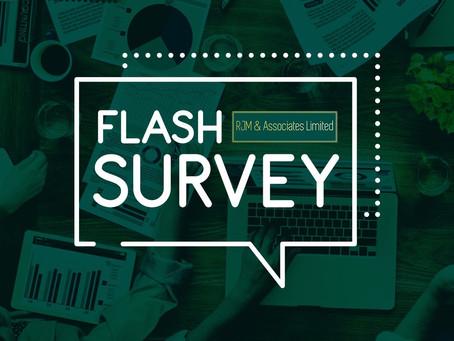 RJM Flash Survey 2020