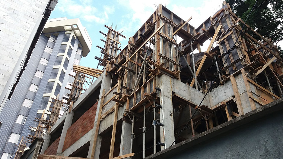 estrutura concreto armado