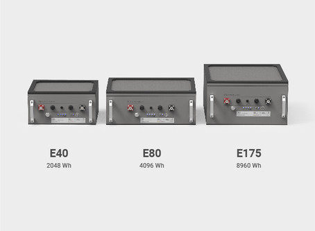 Introducing E-Series LiFePO4 Batteries