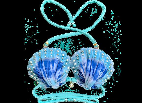 Bikini (top) Scallop Couture Ocean