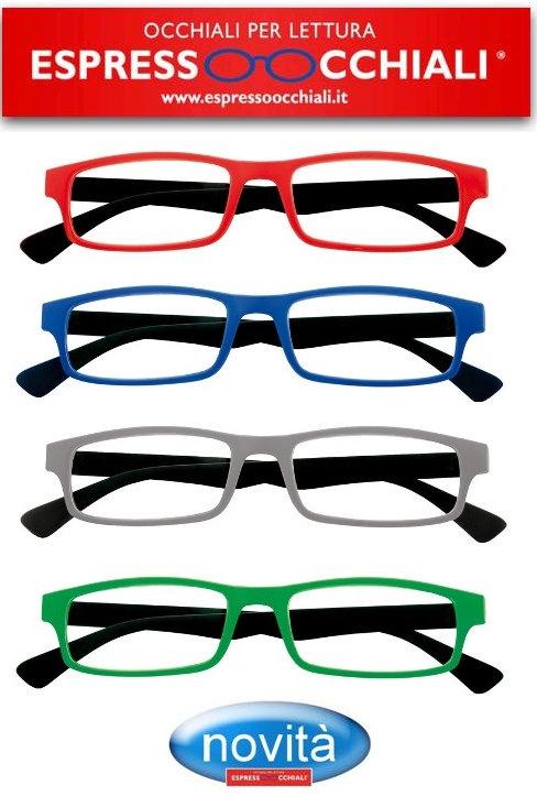 occhiale da lettura RUBBY