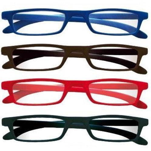 occhiale da lettura RUBBER