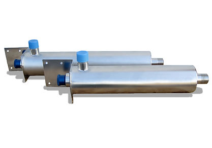 JM Series UV Disinfectin Systems by Aqua Azul