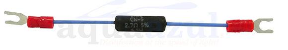 2.7 Resistor