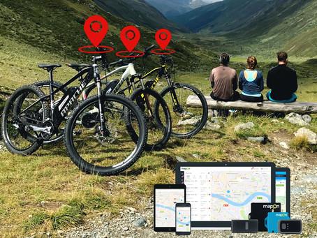 Mapon paikannusratkaisut nyt mukana sähköpyöräkauppa.com palvelukonseptissa