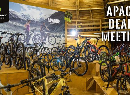 Apache Bicycles - vuoden 2019 malliston julkistaminen 20.-22.11.2018