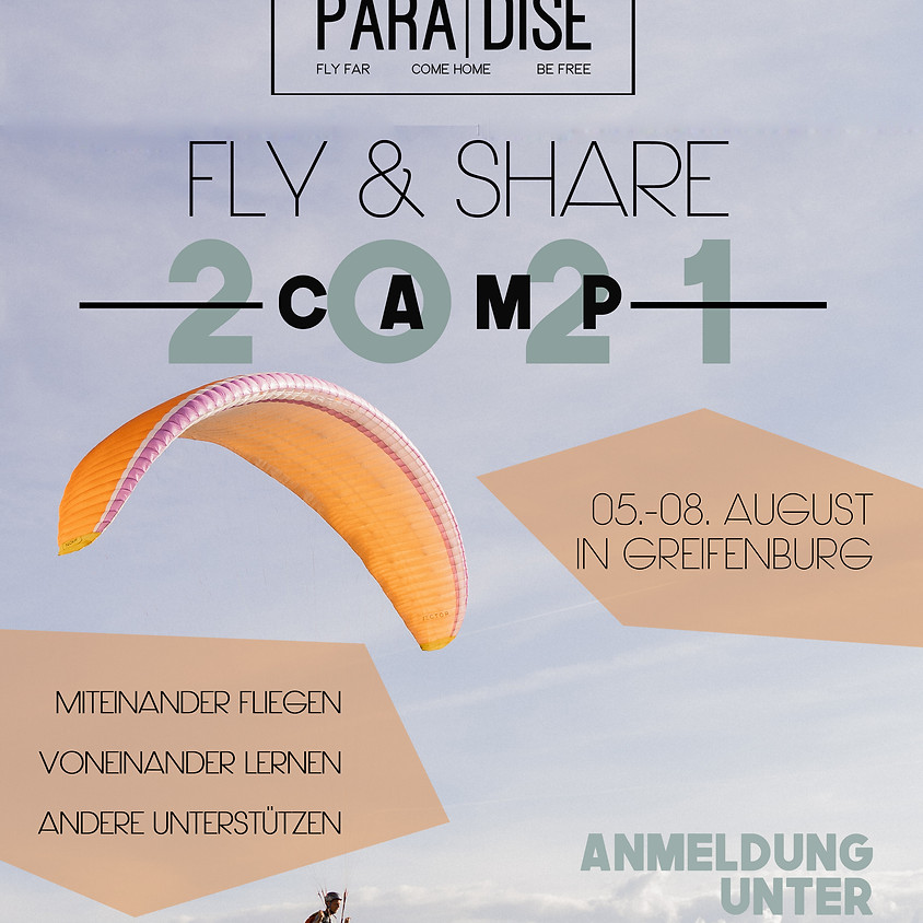 FLY & SHARE CAMP
