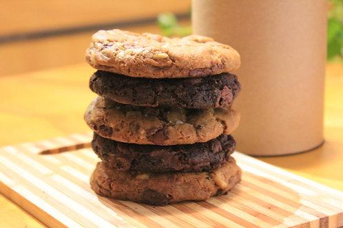 Latinha de cookies