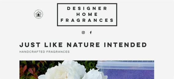 Designer Home Fragrances