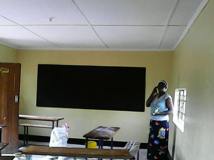 Manaca New Classroom