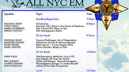 10th ALL NYC EM Conference