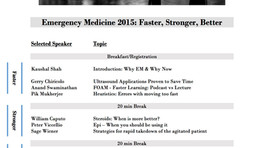 8th ALL NYC EM Conference