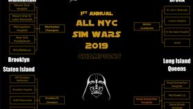 1st Annual ALL NYC EM SIMWars
