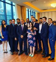 Sonja, Austin, Mark, Neel, Dileep, Luke,