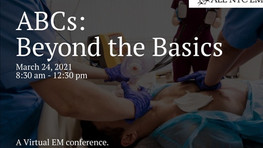 Save the Date for the 19th ALL NYC EM Conference!